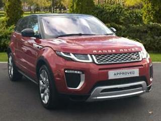 2016 Land Rover Range Rover Evoque 2.0 TD4 Autobiography 5dr Automatic Diesel Ha