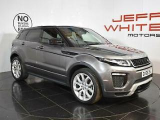 2016 Land Rover Range Rover Evoque 2.0 TD4 HSE Dynamic 5dr Automatic Diesel grey