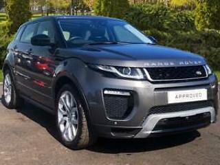 2016 Land Rover Range Rover Evoque 2.0 TD4 HSE Dynamic Lux 5dr Automatic Diesel