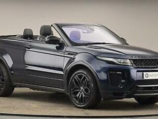 2016 Land Rover Range Rover Evoque 2.0 TD4 HSE Dynamic Lux Auto 4WD s/s 2dr