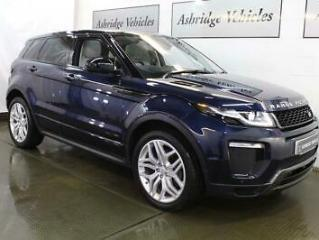 2016 Land Rover Range Rover Evoque 2.0 TD4 HSE Dynamic Lux AWD s/s 5dr