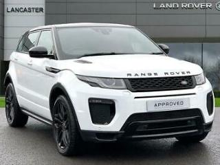 2016 Land Rover Range Rover Evoque TD4 HSE DYNAMIC Diesel white Manual