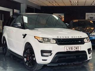 2016 Land Rover Range Rover Sport 3.0 SD V6 Autobiography Dynamic 4X4 s/s 5dr
