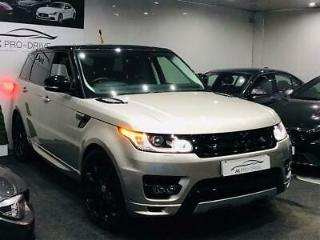 2016 Land Rover Range Rover Sport 3.0 SD V6 HSE Dynamic SUV 5dr Diesel Automatic