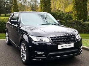 2016 Land Rover Range Rover Sport 3.0 SDV6 306 Autobiography D Automatic Diese