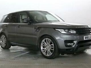 2016 Land Rover Range Rover Sport 3.0 SDV6 HSE Dynamic Auto 4X4 Diesel Automatic