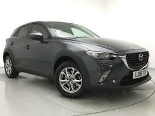 2016 Mazda CX 3 2.0 SE L Nav 5dr Petrol grey Manual