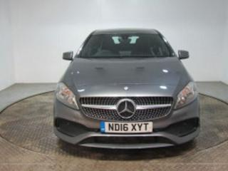 2016 Mercedes Benz A Class A180d AMG Line Executive 5dr Auto