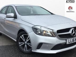 Mercedes Benz A Class A 180 D SE EXECUTIVE Hatchback 2016, 29423 miles, £12500