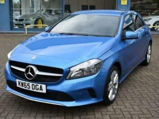 2016 Mercedes Benz A Class 1.5 5dr A180D Sport Executive Auto NAV Climate All