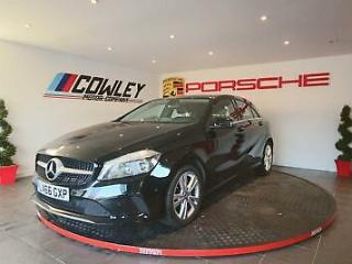 2016 Mercedes Benz A Class 2.1 A200d Sport Executive 7G DCT s/s 5dr