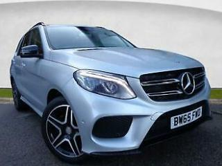 2016 Mercedes Benz GLE Class 2.1 GLE250d AMG Line SUV 5dr Diesel G Tronic 4MATIC