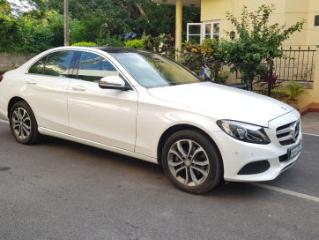 2016 Mercedes Benz C Class C 220 CDI Sport Edition for sale in Bangalore D2318904