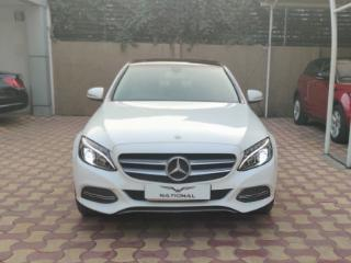2016 Mercedes Benz C Class C 220CDIBE Avantgarde Command for sale in Hyderabad D2328085