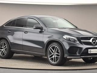Mercedes Benz GLE Class 3.0 GLE350d V6 AMG Line G Tronic 4MATIC s/s 5dr 21S, AMG STYLING, KEYLESS 2016, 49309 miles, £32000