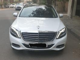 2016 Mercedes Benz S Class S 350 CDI for sale in New Delhi D2010495