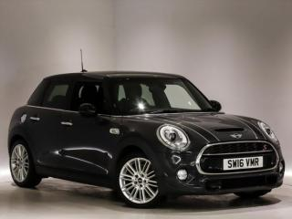 2016 Mini Hatchback 2.0 Cooper S 5dr [Chili Pack]