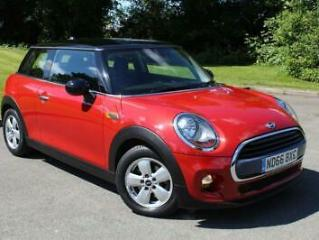 2016 Mini Hatchback Hatchback 1.5 Cooper D 3dr Hatchback 3 door Hatchback