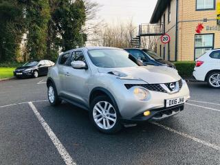 2016 NISSAN JUKE 1.2 DIG T ACENT GREY DAMAGED REPAIRED SALVAGE BARGAIN L@@K!