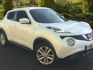 2016 Nissan Juke 1.5 dCi N Connecta 5dr Manual Diesel Hatchback