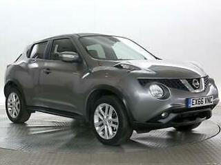 2016 Nissan Juke 1.5 dCi N Connecta Hatchback Diesel Manual