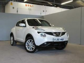 2016 Nissan Juke 1.5 dCi N Connecta s/s 5dr Manual SUV