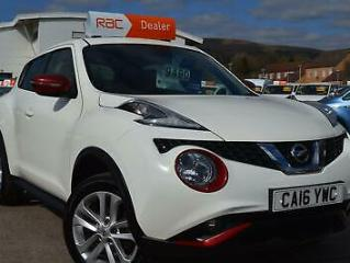 2016 NISSAN JUKE N CONNECTA DCI PERFECT FAMILY CAR HATCHBACK DIESEL