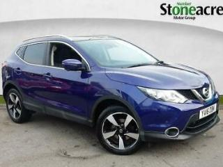 2016 Nissan Qashqai 1.2 DIG T N Connecta SUV 5dr Petrol Manual