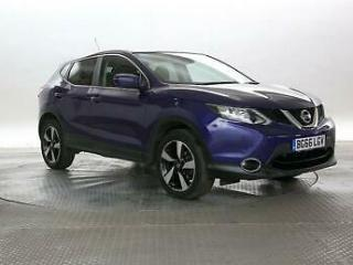 2016 Nissan Qashqai 1.5 dCi N Connecta Hatchback Diesel Manual