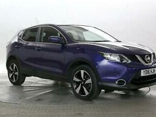 2016 Nissan Qashqai 1.6 DiG T N Connecta Hatchback Petrol Manual