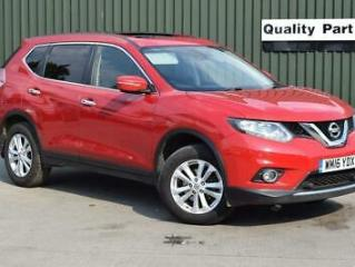 2016 Nissan X Trail 1.6 dCi Acenta 4WD s/s 5dr