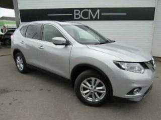 2016 Nissan X Trail 1.6 dCi Acenta s/s 5dr Diesel silver Manual