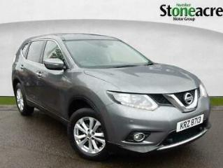 2016 Nissan X Trail 1.6 dCi Acenta SUV 5dr Diesel Manual s/s