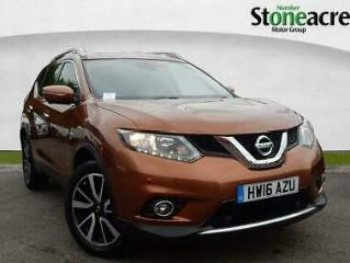 2016 Nissan X Trail 1.6 dCi n tec SUV 5dr Diesel Manual 4WD s/s