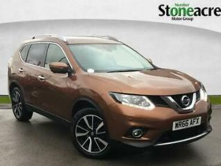 2016 Nissan X Trail 1.6 dCi n tec SUV 5dr Diesel s/s 130 ps