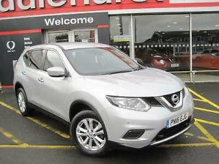 2016 Nissan X Trail 1.6 dCi Visia s/s 5dr