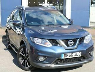 2016 Nissan X Trail 1.6 DiG T N Tec 5dr [7 Seat] Station Wagon 5 door Statio