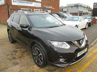 2016 Nissan X Trail 1.6 DIG T n tec s/s 5dr