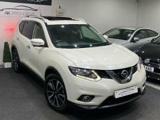 2016 Nissan X Trail 1.6 DIG T n tec SUV 5dr Petrol s/s163 ps DAMAGED REPAIRED