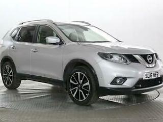 2016 Nissan X Trail 1.6 DiG T Tekna Hatchback Petrol Manual