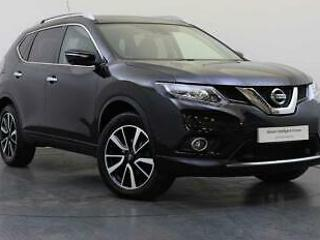 2016 NISSAN X Trail, Black