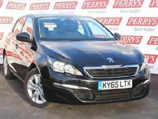2016 PEUGEOT 308 1.2 PureTech 130 Active 5dr EAT6