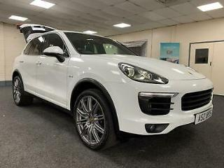 2016 Porsche Cayenne 3.0 TD Tiptronic, panoramic roof
