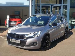 Jun 2016 DS 4 1.6 BlueHDi Crossback s/s 5dr