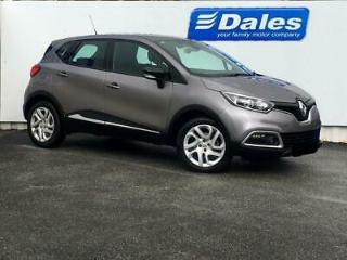 2016 Renault Captur 1.5 dCi 90 Dynamique Nav 5dr 5 door Hatchback