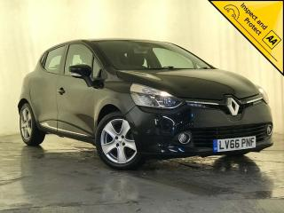 Renault Clio 0.9 TCe Dynamique Nav s/s 5dr 1 OWNER SERVICE HISTORY 2016, 62860 miles, £6195
