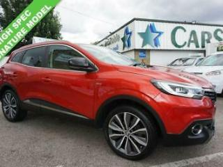 2016 RENAULT KADJAR 1.6 DCI 130 SIGNATURE NAV EDITION 5DR £30 ROAD TAX !