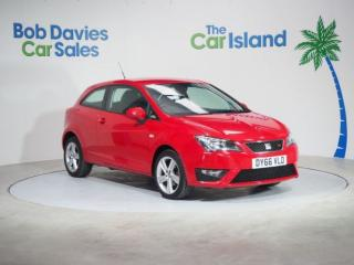 2016 SEAT IBIZA 1.2 TSI 90 FR Technology 3dr Coupe