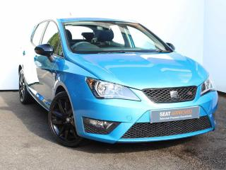 Seat Ibiza 1.2 TSI 110 FR Technology 5dr Hatchback 2016, 21085 miles, £8990