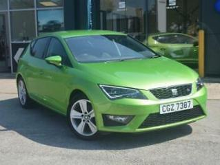 2016 Seat Leon 1.4 EcoTSI 150 FR 5dr DSG [Technology Pack] Hatchback 5 door